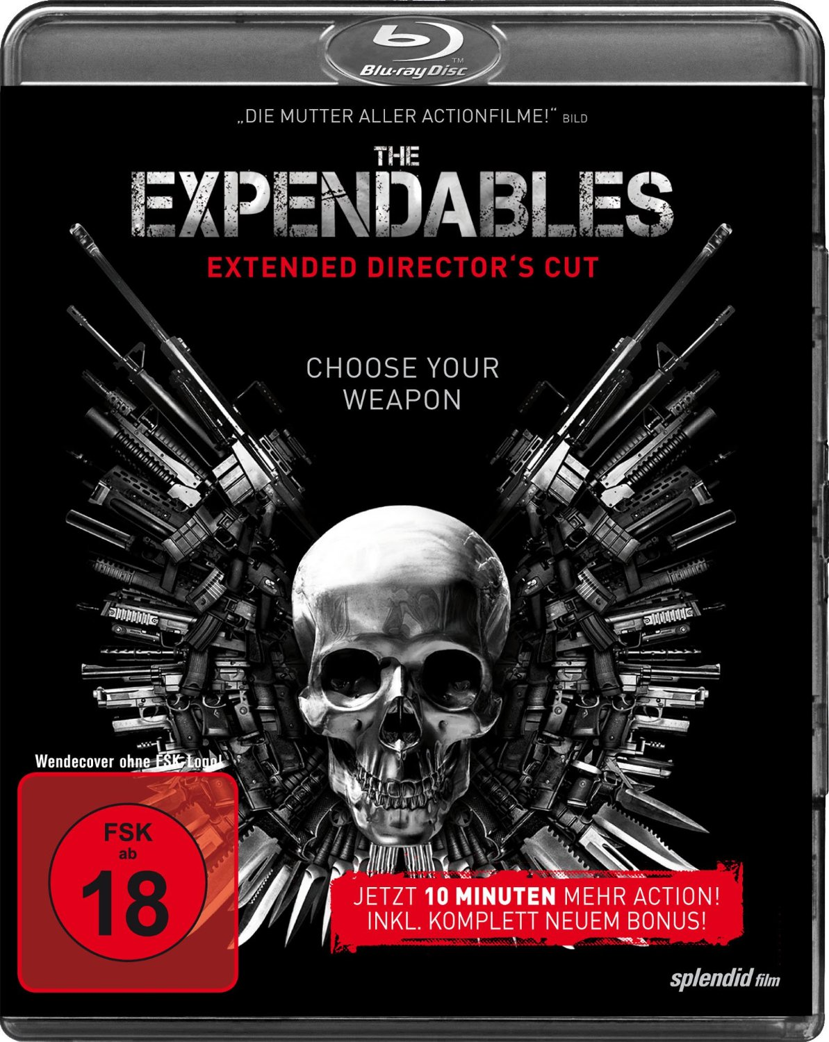 Expendables Messer