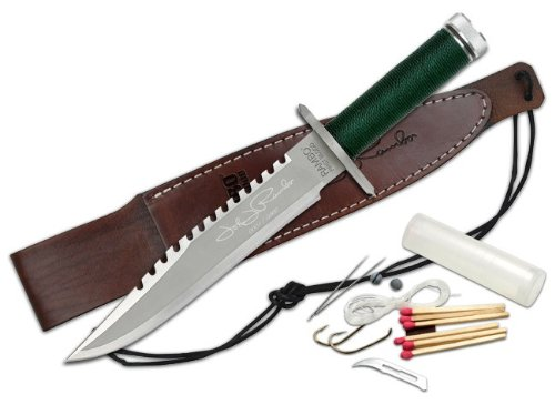 Rambo 1 First Blood Silvester Stallone Signature Edition Messer