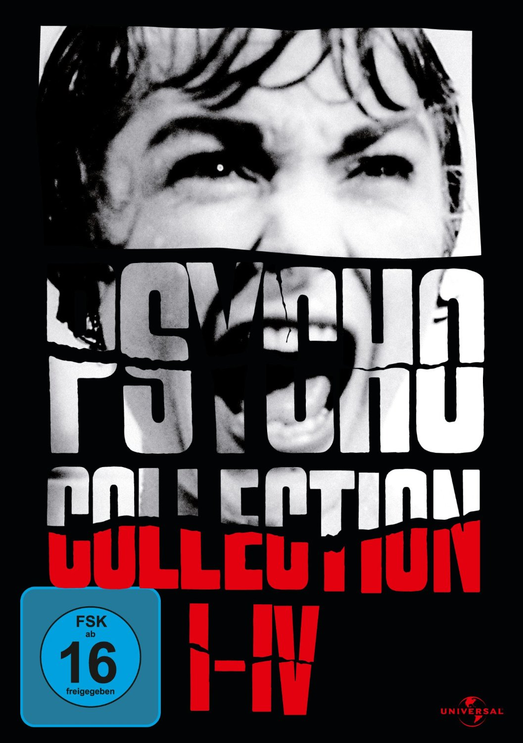 Psycho Collection 1-4