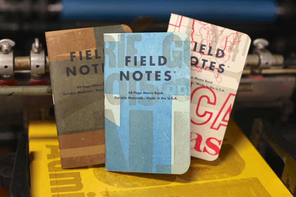 Field Notes Two Rivers