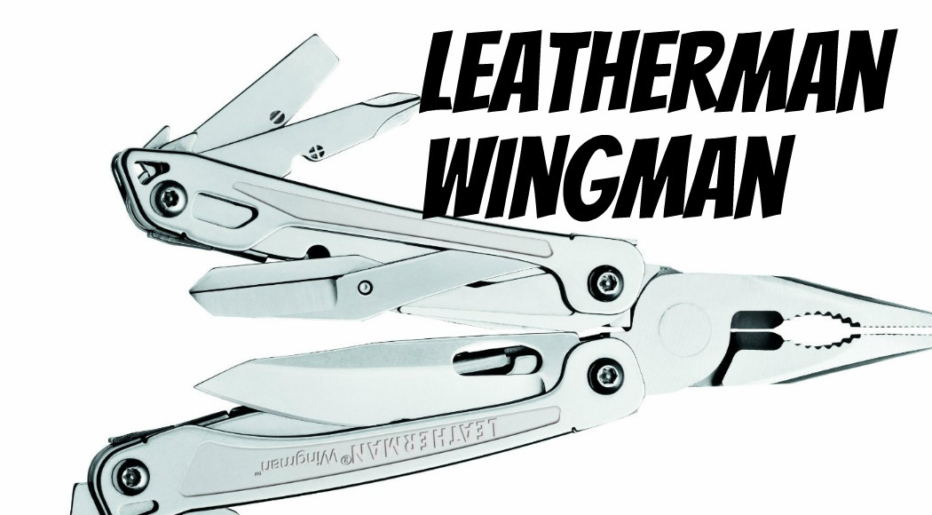 Leatherman Wingman Multitool im Test