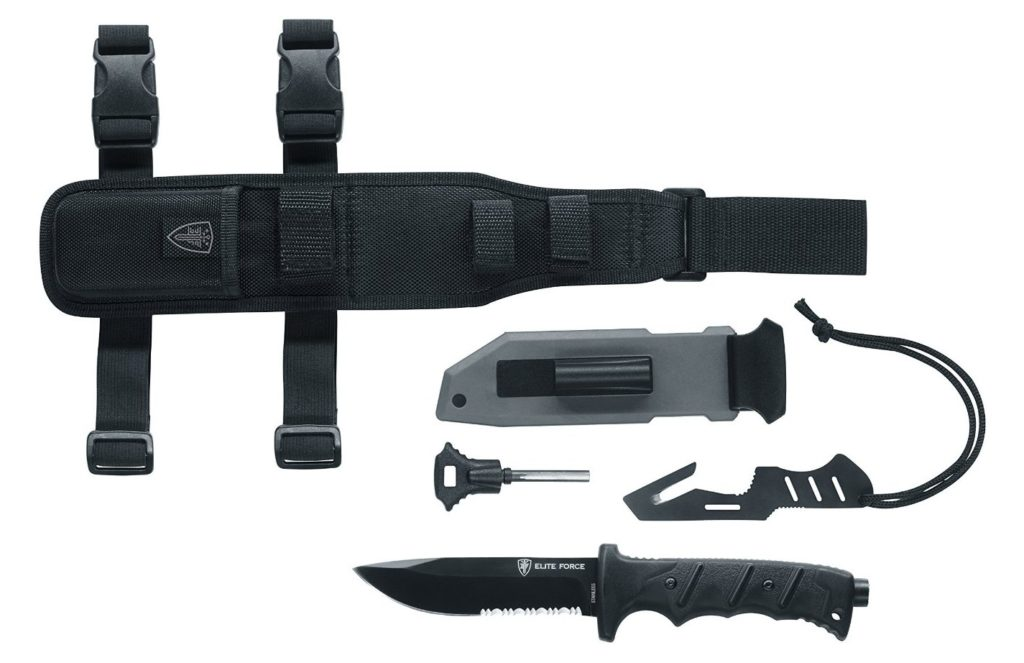 elite force tactical knife outdoormesser