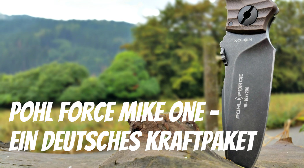 Pohl Force Mike One Desert im Test – Ein Deutsches Kraftpaket