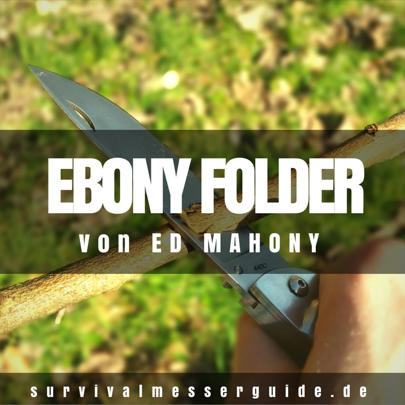 ed mahony ebony folder test