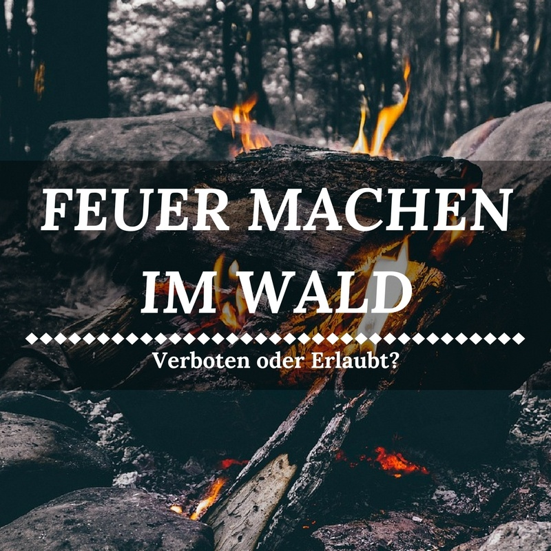 feuer machen im wald ein brandhei es thema. Black Bedroom Furniture Sets. Home Design Ideas