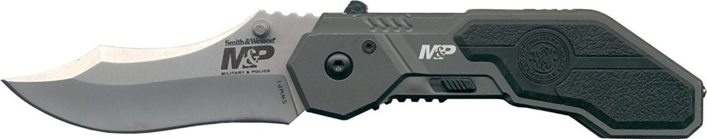 Smith and Wesson Einhandmesser SWMP1