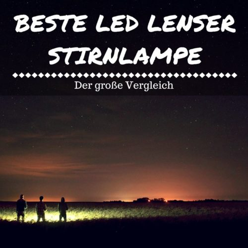 die beste led lenser stirnlampe 2018 der gro e vergleich. Black Bedroom Furniture Sets. Home Design Ideas